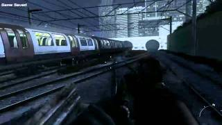 """Call Of Duty: Modern Warfare 3 pc gameplay 6th mission """"MIND THE GAP""""max settings"""