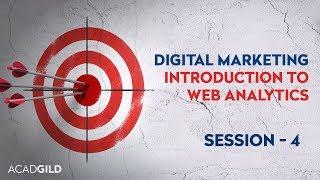 Web Analytics Tutorial for Beginners | Digital Marketing Tutorial for Beginners - Part 4