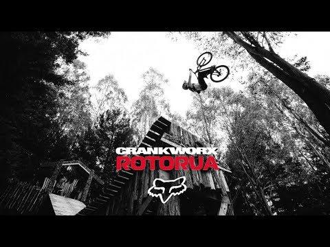 FOX MTB | CRANKWORX NEW ZEALAND