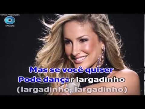 Claudia Leite - Largadinho Karaokê Varão Produções