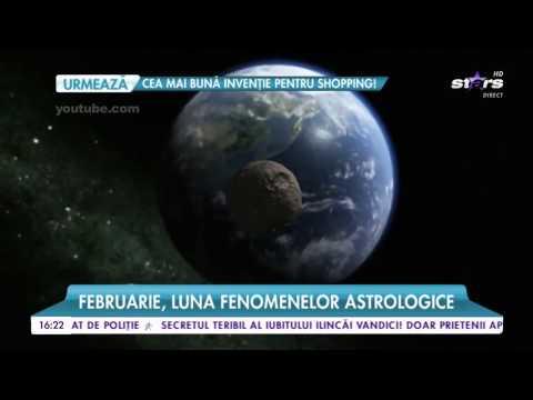 Februarie, luna evenimentelor astrologice importante