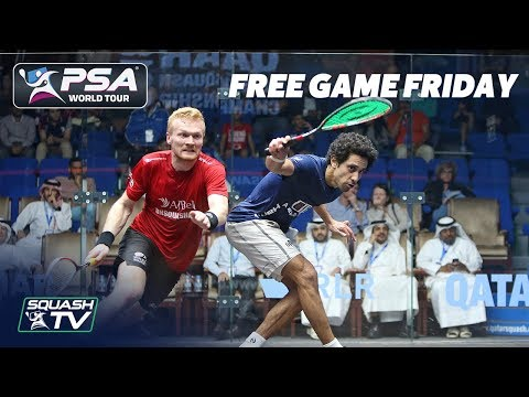 "Squash: ""What A Brutal Game!"" - Momen V Makin - Free Game Friday"