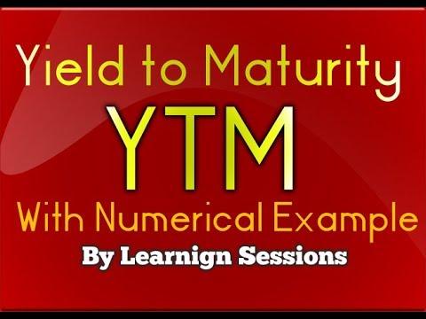 How to Calculate Yield to Maturity - YTM  JAIIB Live Class [Hindi]