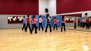 No Honky Tonk - Line Dance (Dance & Teach in English & 中文)