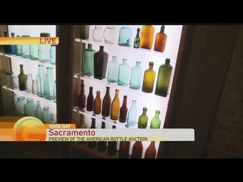 Antique Bottle Auction Preview