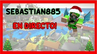 🔴DIRECTO roblox🔴 PLAYING WITH SUBS :D🔴Road to 540🔴Leave Like🔴!loot aver if you don't give me lag v: