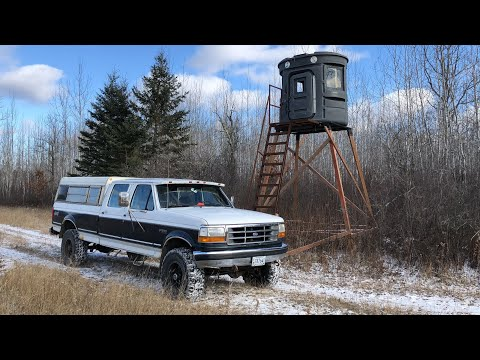 The Perfect Hunting Truck