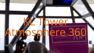 Video 吉隆坡塔最高餐廳 KL Tower : Lunch at Atmosphere 360 download MP3, 3GP, MP4, WEBM, AVI, FLV Juli 2018