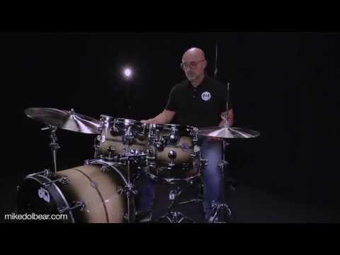 DW 45th Anniversary Drum Kit