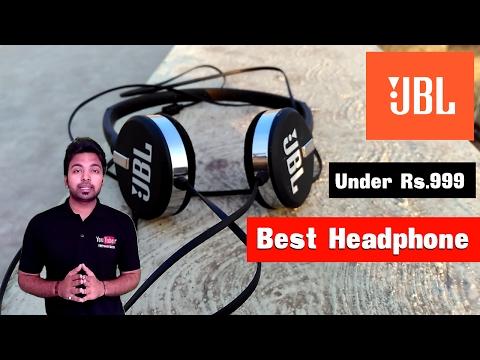 Best Budget Headphone Under Rs.1000 JBL T26C   best headphones under 1000 rs   Hindi