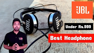 Best Budget Headphone Under Rs.1000 JBL T26C | best headphones under 1000 rs | Hindi