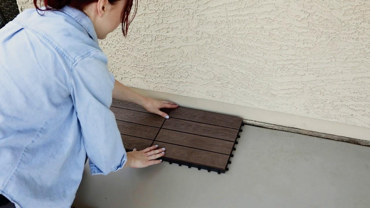 5 Outdoor Flooring Options for Style & Comfort - Flooring Inc