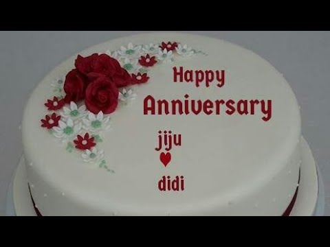 Didi Jiju Happy Wedding Anniversary Marriage Anniversary