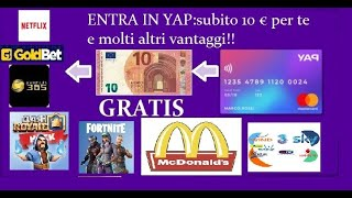 How to get a free 10 euros to shoppare v-bucks on Fortnite!!