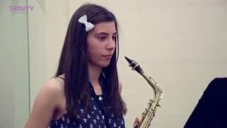 Trinity College London Grade 6 Saxophone Improvisation Test (stylistic stimulus) thumbnail