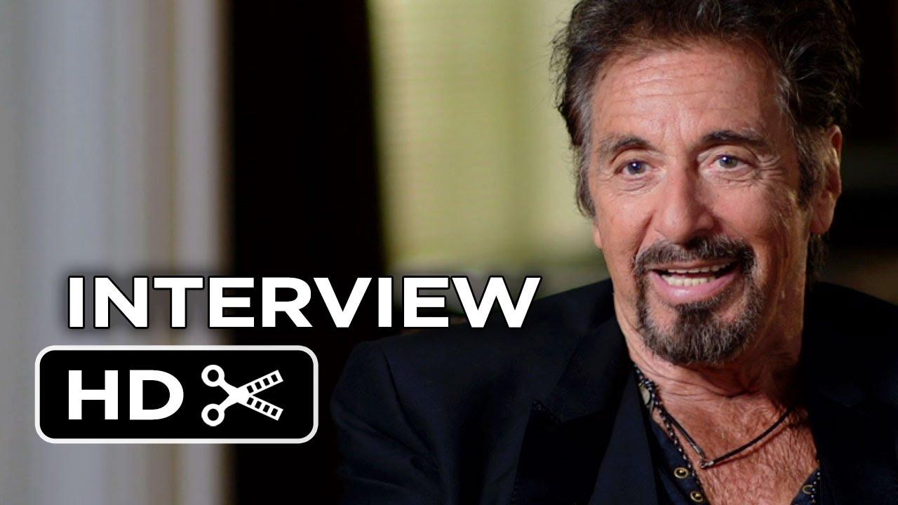 Danny Collins Interview