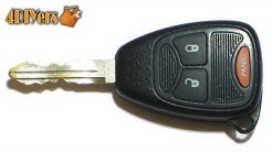 DIY: Dodge Key Fob Battery Replacement & Disassembly
