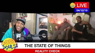 Reality Check ft. Jaco | DOPE SOULS WITH LORD PHLY |