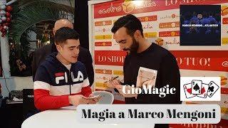 Magia a MARCO MENGONI - ATLANTICO instore /GioMagic