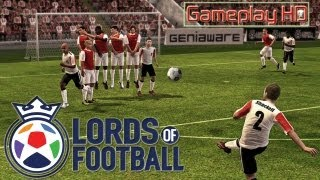 Lords of Football Gameplay Begin PC HD