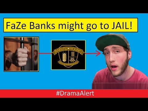FaZe Banks Might go to JAIL! #DramaAlert RiceGum GIRLFRIEND? Dr Disrespect UPDATE!