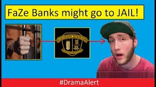 FaZe Banks Might go to JAIL! #DramaAlert RiceGum GIRLFRIEND? Dr Disrespect UPDATE!