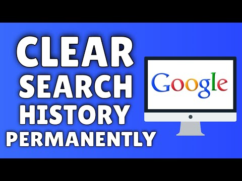How To Clear Google Search History (2015) | Delete Your Google Search History PERMANENTLY!