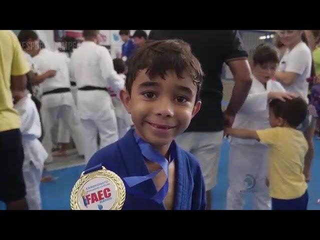 FAEC promove campeonato de judô no ginásio do Colégio Marista 15/06/2019