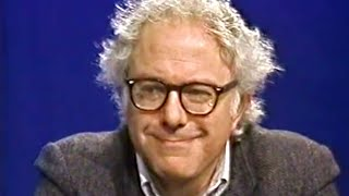A Conversation with Bernie Sanders (In 1988)