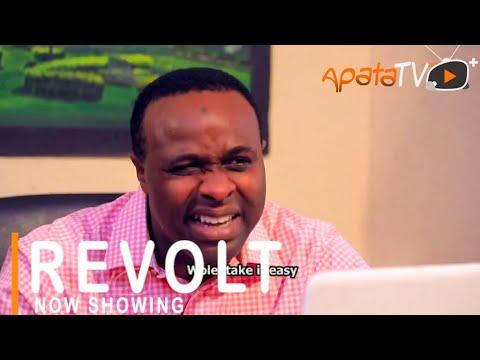 Download Revolt Latest Yoruba Movie 2021 Drama Starring Femi Adebayo | Yewande Adekoya | Dapo Martins