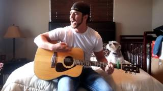 Brett Eldridge Wanna Be That Song cover by Anthony Zinn