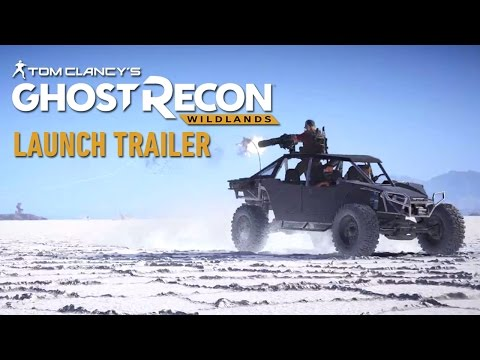 Tom Clancy's Ghost Recon Wildlands : Launch Trailer