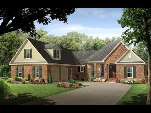 2500 Square Foot House Plan