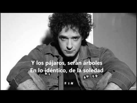 Cactus - Gustavo Cerati (Letra)
