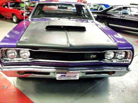 1969 Dodge Superbee 440 6 Pack 4 Speed Youtube