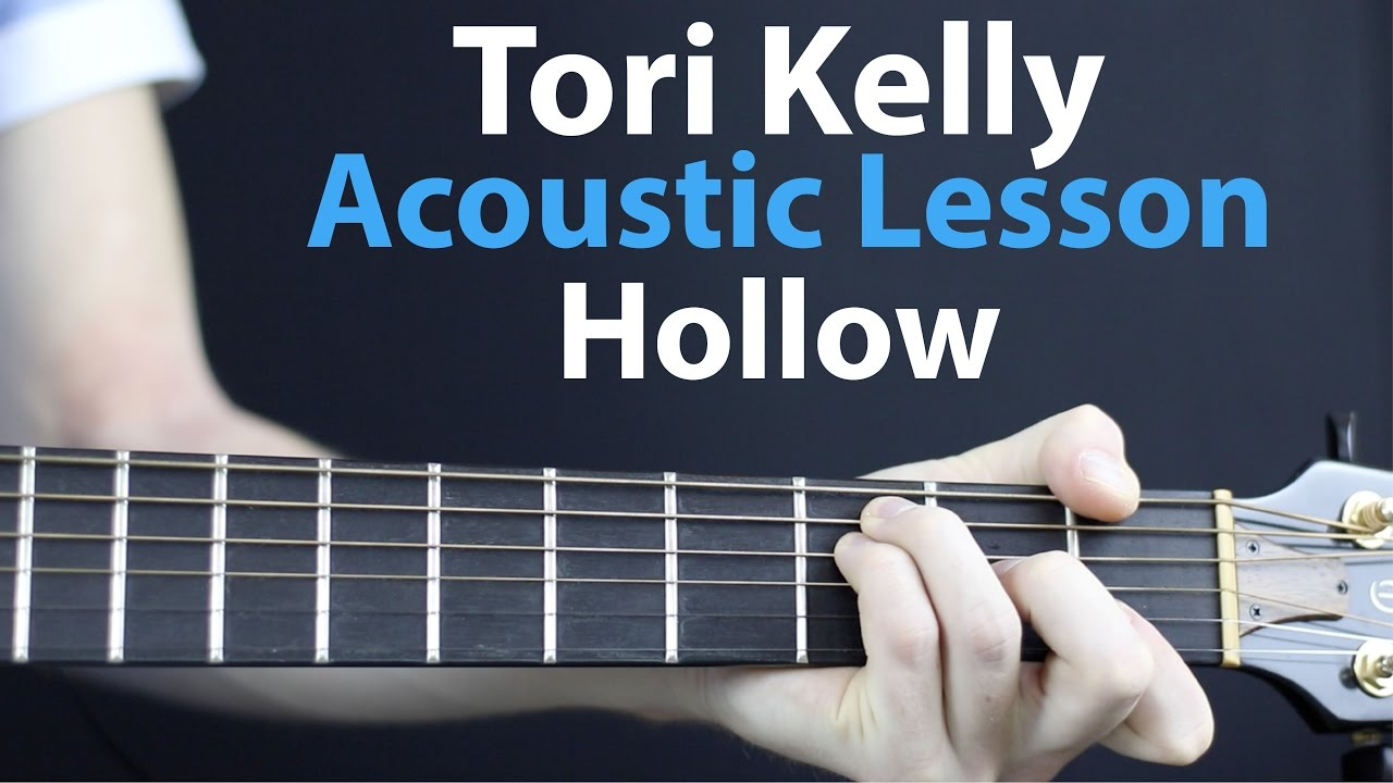 Tori Kelly Hollow Acoustic Guitar Lesson Guitar Legend Thewikihow