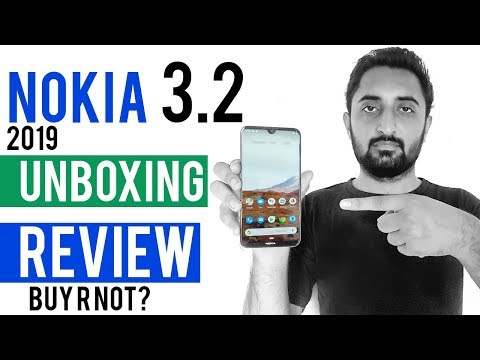 Nokia 3.2 Unboxing and Full Review Hindi|Urdu