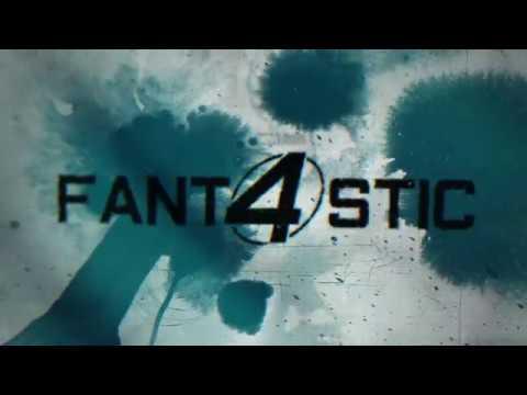 Marvel Studio's Fantastic Four MCU Intro V1 (Best Version)