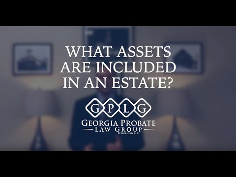 What Assets Are Included in An Estate?
