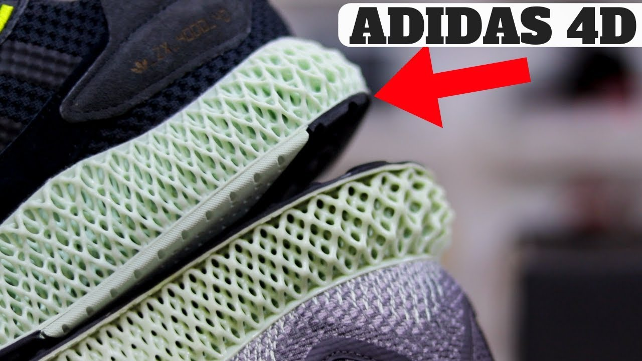 Condimento puñetazo Iniciar sesión  IS ADIDAS 4D TECHNOLOGY ALREADY DEAD? ZX 4000 4D Review! - YouTube