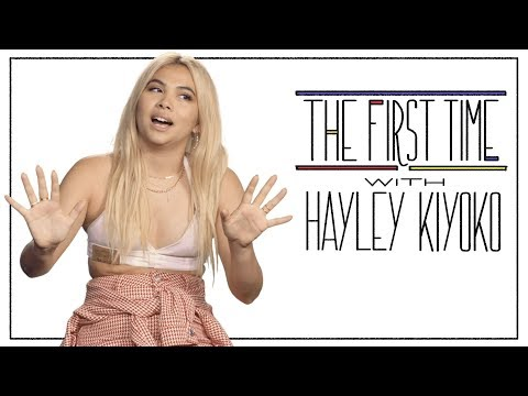 The First Time with Hayley Kiyoko | Rolling Stone