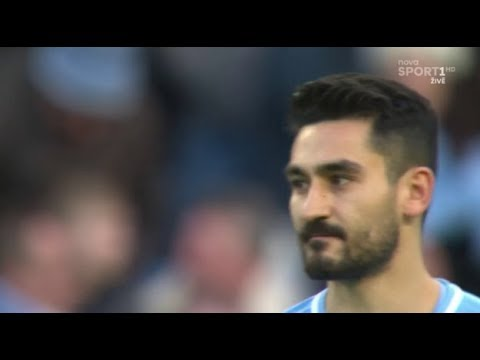 Ilkay Guendogan vs Burnley (7/1/2018) Home