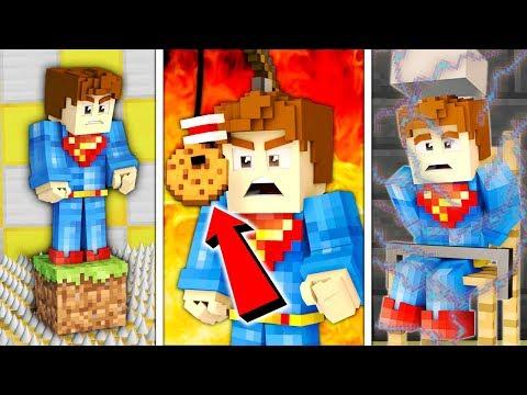 10 SPOSOBÓW NA TORTURY MWK!!! - Minecraft Doświadczenie #6