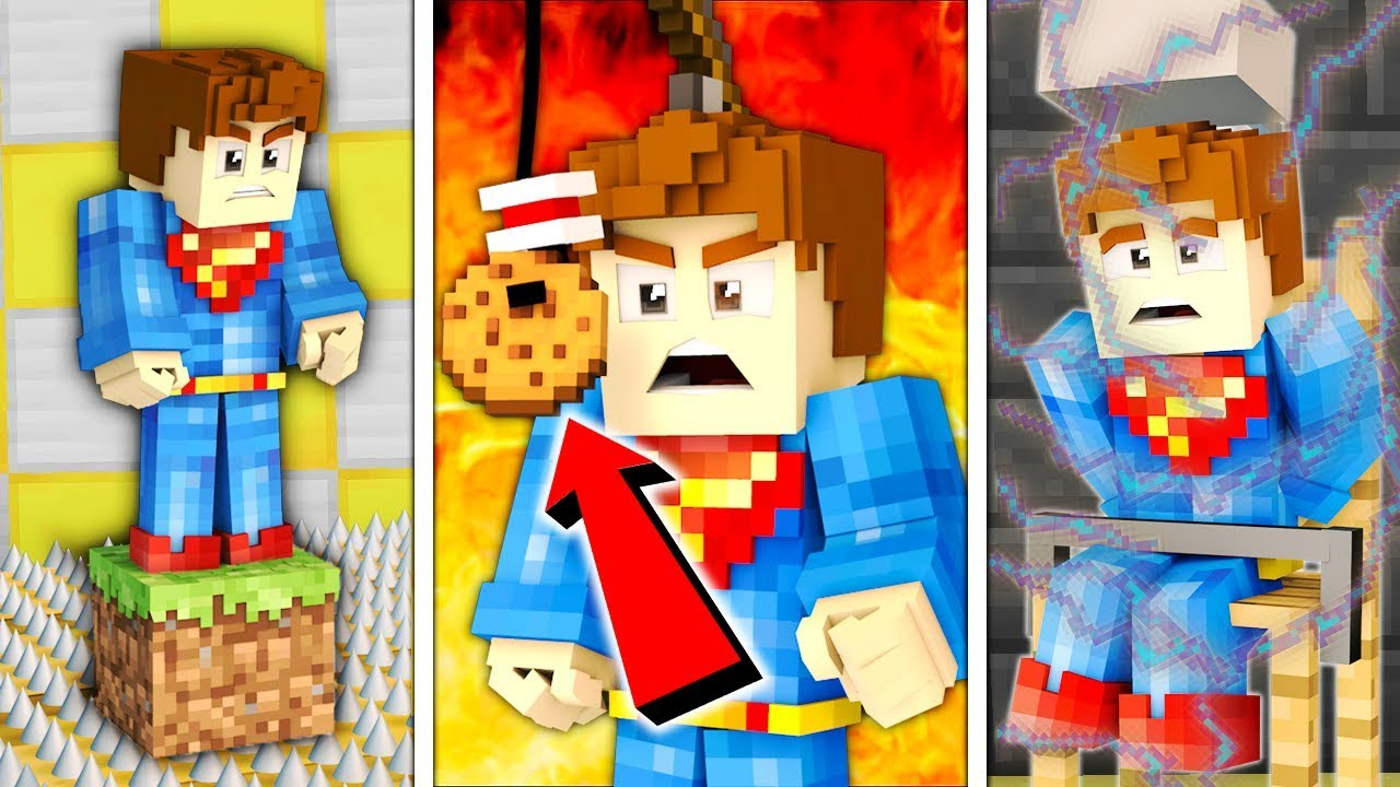 10 SPOSOBÓW NA TORTURY MWK!!! – Minecraft Doświadczenie #6