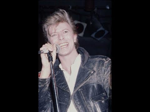 BOWIE ~ TOO DIZZY ~ ABANDONED TRACK