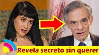Susana Zabaleta SE EQUIVOCA y REVELA SECRETO de José José después BORRÓ EL MENSAJE