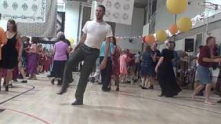 FUN Clogging, Flatfoot, Buck & Contra Dancing - Like NoOne is Watching!