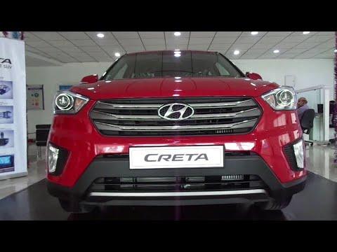 Cars Dinos Hyundai Creta ix25 First Drive Review, Walkaround