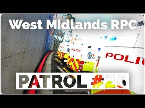 West Midlands RPC - Patrol #25 - Sprinting around in the sprinter!