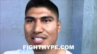 MIKEY GARCIA CONFIDENT HE'S GOT THE SKILL AND ABILITY TO DEFEAT MANNY PACQUIAO